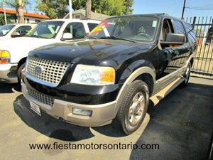 2004 Ford Expedition Eddie Bauer Carfax Report - No Accidents  Damage Reported to CARFAX Air Con