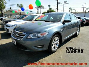 2010 Ford Taurus SEL Carfax Report - No Accidents  Damage Reported to CARFAX 6040 Split Fold-Fl