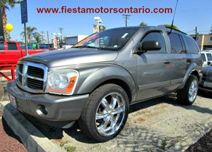 2006 Dodge Durango SLT Carfax Report - No Accidents  Damage Reported to CARFAX Tu Tone Door