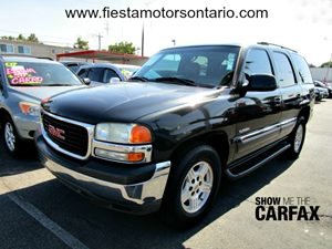 2004 GMC Yukon SLT Carfax Report - No Accidents  Damage Reported to CARFAX Air Conditioning  Re