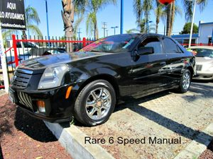 2005 Cadillac CTS  Carfax Report Luxury Package Aluminum Wheels AmFm Stereo Armrest Center