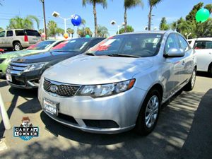 2011 Kia Forte LX Carfax 1-Owner - No Accidents  Damage Reported to CARFAX 6040 Split-Folding R