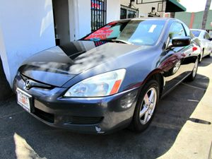 2005 Honda Accord Cpe EX Carfax Report - No Accidents  Damage Reported to CARFAX Air Conditionin