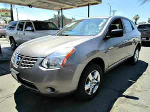 2010 Nissan Rogue S Carfax Report - No Accidents  Damage Reported to CARFAX 4 Cargo Area Tie-D