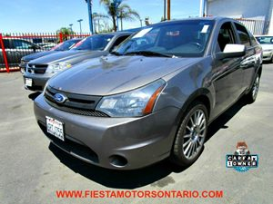 2011 Ford Focus SES Carfax 1-Owner - No Accidents  Damage Reported to CARFAX 4-Speed Automatic T