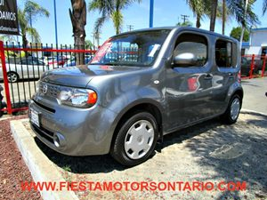 2012 Nissan cube 18 S Carfax Report - No Accidents  Damage Reported to CARFAX Air Conditioning