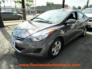2013 Hyundai Elantra GLS Carfax 1-Owner - No Accidents  Damage Reported to CARFAX  Adjustable St