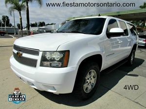 2007 Chevrolet Suburban LT Carfax 1-Owner - No Accidents  Damage Reported to CARFAX Audio  Rear