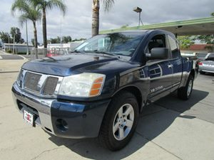 2006 Nissan Titan SE Carfax Report - No Accidents  Damage Reported to CARFAX Audio  Mp3 Player