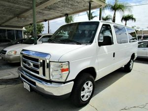2010 Ford Econoline Wagon XLT Carfax Report - No Accidents  Damage Reported to CARFAX AmFm Ster