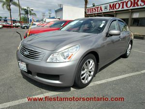 2008 Infiniti G35 Sedan Journey Carfax Report - No Accidents  Damage Reported to CARFAX 7 Colo