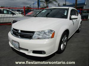2011 Dodge Avenger Heat Carfax Report - No Accidents  Damage Reported to CARFAX Uconnect Voice C