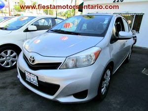 2012 Toyota Yaris LE Carfax Report - No Accidents  Damage Reported to CARFAX Cruise Control Adj