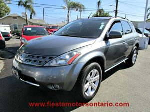 2007 Nissan Murano SL Carfax Report - No Accidents  Damage Reported to CARFAX Back-Up Camera Ch