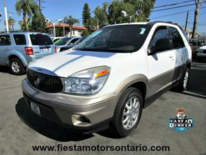 2005 Buick Rendezvous  Carfax 1-Owner - No Accidents  Damage Reported to CARFAX Cruise Control