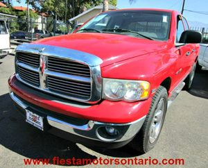 2005 Dodge Ram 1500 SLT Carfax Report - No Accidents  Damage Reported to CARFAX 20 X 9 Chrom