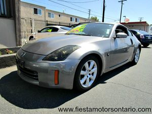 2007 Nissan 350Z Touring Carfax Report - No Accidents  Damage Reported to CARFAX 2-Way Pwr 2-Way