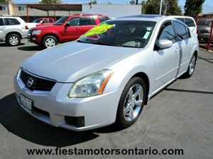 2007 Nissan Maxima 35 SE Carfax Report - No Accidents  Damage Reported to CARFAX H01 Premium