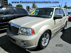 2004 Lincoln Navigator Luxury Carfax Report - No Accidents  Damage Reported to CARFAX 18 X 8