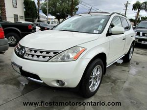 2007 Nissan Murano SL Carfax Report - No Accidents  Damage Reported to CARFAX 3-Pod Style Fine V