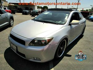 2007 Scion tC Spec Carfax 1-Owner - No Accidents  Damage Reported to CARFAX Air Conditioning  A