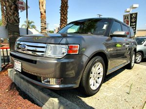 2010 Ford Flex SEL Carfax 1-Owner - No Accidents  Damage Reported to CARFAX 18 Machined Alumin