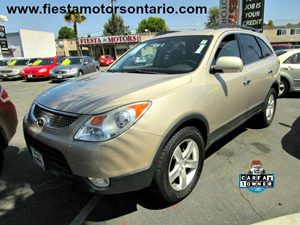 2008 Hyundai Veracruz GLS Carfax 1-Owner - No Accidents  Damage Reported to CARFAX 3Rd Row 5050
