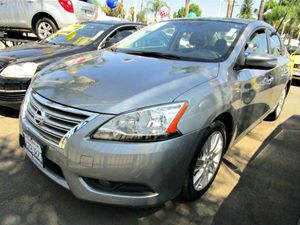 2013 Nissan Sentra SL Carfax 1-Owner - No Accidents  Damage Reported to CARFAX 17 7-Spoke Alum