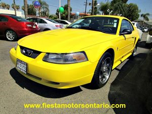2003 Ford Mustang Standard Carfax Report AbsTraction Control Color-Keyed Bodyside Moldings Spo