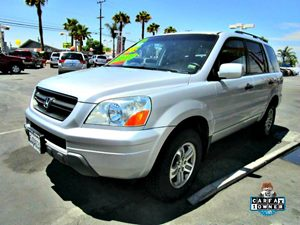 2004 Honda Pilot EX Carfax 1-Owner - No Accidents  Damage Reported to CARFAX 16 Alloy Wheel C