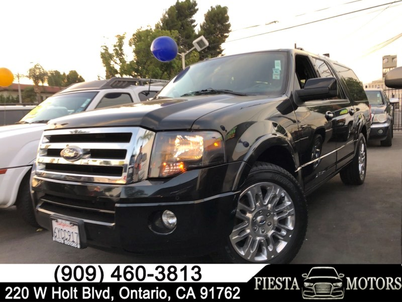 2012 Ford Expedition EL Limited