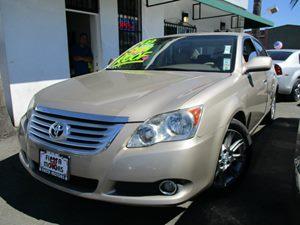 View 2008 Toyota Avalon