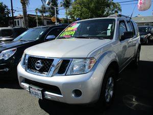 View 2008 Nissan Pathfinder
