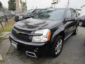 2008 Chevrolet Equinox Sport Carfax Report - No Accidents  Damage Reported to CARFAX Air Conditi
