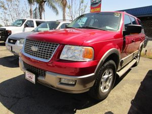 2004 Ford Expedition Eddie Bauer Carfax Report - No Accidents  Damage Reported to CARFAX  Red