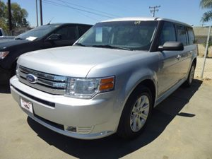2011 Ford Flex SE Carfax Report  Ingot Silver Metallic  It is the Customers responsibility to
