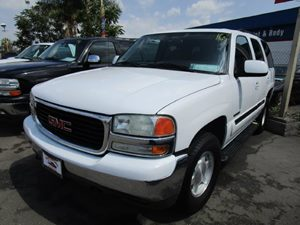 2004 GMC Yukon SLE Carfax Report - No Accidents  Damage Reported to CARFAX  Summit White  It