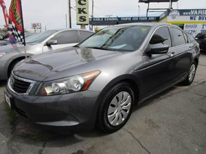 2009 Honda Accord Sdn LX Carfax Report - No Accidents  Damage Reported to CARFAX  Alabaster Si