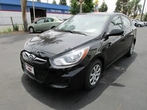 2012 Hyundai Accent GLS Carfax Report  Ultra Black  It is the Customers responsibility to veri