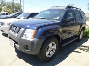 2007 Nissan Xterra SE Carfax Report - No Accidents  Damage Reported to CARFAX  Midnight Blue P