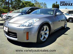 2007 Nissan 350Z Enthusiast Carfax Report - No Accidents  Damage Reported to CARFAX Cylinders