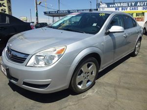 2009 Saturn Aura XE Carfax Report - No Accidents  Damage Reported to CARFAX  Quicksilver  It i