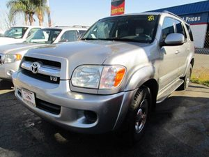 2005 Toyota Sequoia SR5 Carfax Report - No Accidents  Damage Reported to CARFAX  Silver Sky Me