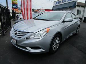 2013 Hyundai Sonata GLS Carfax 1-Owner - No Accidents  Damage Reported to CARFAX Active Eco Syst