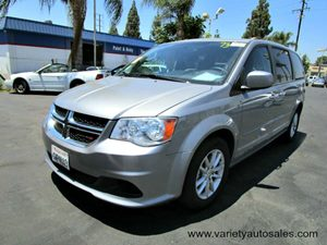2013 Dodge Grand Caravan SXT Carfax 1-Owner - No Accidents  Damage Reported to CARFAX 3Rd Row Se