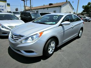 2012 Hyundai Sonata GLS Carfax 1-Owner - No Accidents  Damage Reported to CARFAX Air Conditionin