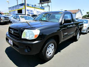 2007 Toyota Tacoma  Carfax 1-Owner - No Accidents  Damage Reported to CARFAX 2 Fixed Cargo Bed