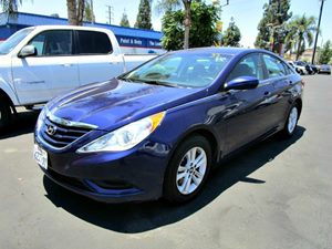 2013 Hyundai Sonata GLS Carfax 1-Owner - No Accidents  Damage Reported to CARFAX Adjustable Stee