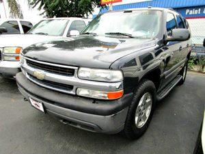 View 2004 Chevrolet Tahoe
