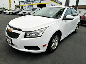 View 2013 Chevrolet Cruze